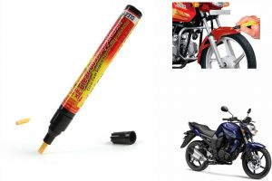 Spidy Moto Auto Smart Coat Paint Scratch Repair Remover Touch Up Pen For Yamaha Fz
