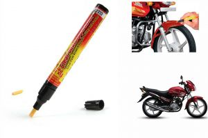 Spidy Moto Auto Smart Coat Paint Scratch Repair Remover Touch Up Pen For Yamaha Ybr-125