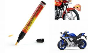 Spidy Moto Auto Smart Coat Paint Scratch Repair Remover Touch Up Pen For Yamaha Yzf R1