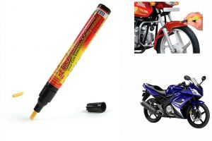 Spidy Moto Auto Smart Coat Paint Scratch Repair Remover Touch Up Pen For Yamaha Yzf R15