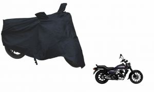 Spidy Moto Sporty Champion Bike Body Cover Water Proof Black - Bajaj Avenger 150 Street