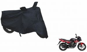 Spidy Moto Sporty Champion Bike Body Cover Water Proof Black - Yamaha Sz-rr V2