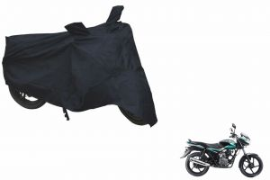 Spidy Moto Sporty Champion Bike Body Cover Water Proof Blue - Bajaj Discover 100
