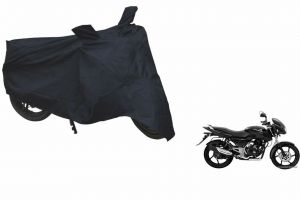 Spidy Moto Sporty Champion Bike Body Cover Water Proof Blue - Bajaj Pulsar 150 Dts-i