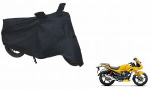 Spidy Moto Sporty Champion Bike Body Cover Water Proof Blue - Hero Karizma R 2014