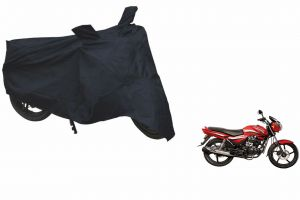 Spidy Moto Sporty Champion Bike Body Cover Water Proof Blue - Hero Motocorp Achiever