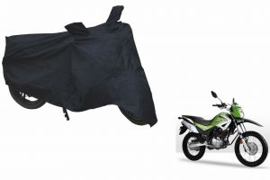 Spidy Moto Sporty Champion Bike Body Cover Water Proof Blue - Hero Motocorp Impulse