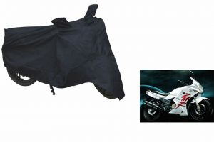 Spidy Moto Sporty Champion Bike Body Cover Water Proof Blue - Hero Motocorp Karizma Zmr