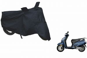 Spidy Moto Sporty Champion Bike Body Cover Water Proof Blue - Honda Activa 125
