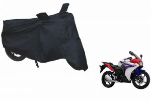 Spidy Moto Sporty Champion Bike Body Cover Water Proof Blue - Honda Cbr150r