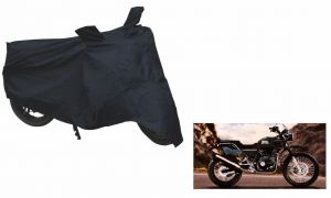 Spidy Moto Sporty Champion Bike Body Cover Water Proof Blue - Royal Enfield Himalayan