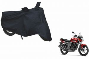Spidy Moto Sporty Champion Bike Body Cover Water Proof Blue - Yamaha Sz-s