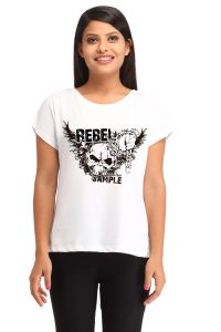 Rebel Sample Print T-shirt (sby1302)