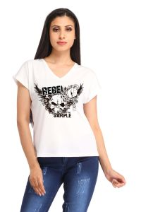 Rebel Sample Print T-shirt (sby1303)