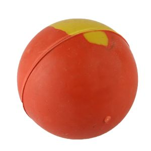Pet Supplies - Snoby Hard Rubber  Red ball (SBYSC23)