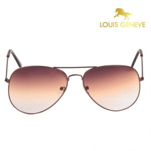 Louis Geneve Brown Plastic Sunglass For Men(Product Code)_LG-SM-16-C-BROWN