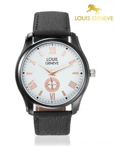 Louis Geneve Mens Wrist Watch_lg-mw-black-002