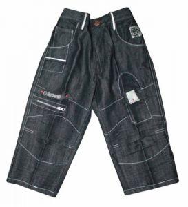 Shorts & bermudas - Mankoose Capri-Boys Halfpant/ Three-fourth/Bermuda Black Size-20 (17-19 Yr)