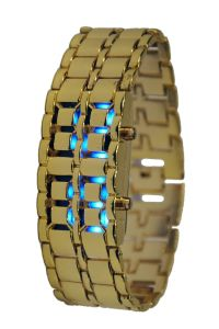 Men's Watches   Rectangular Dial - LED Chain Watches - DW 2