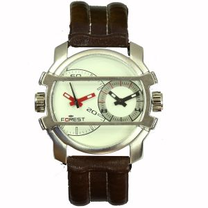 Men Watches In Leather Strap Mwls 01