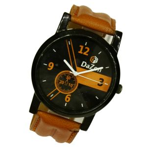Leather Strap Watches For Boys