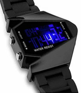 Rubber - Sports Watches For Men SWM01