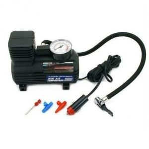 Multipurpose Air Compressor For Car Bikes And Inflatables