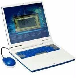 22 Activity Talking Laptop Kids Educational Toy