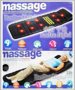 Body Massagers - Latest Full Body Massager, Massage Mattress ,mat, Bed /cushion