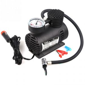 Car Accessories (Misc) - 12 Volt Electric Car Bike Tyre Inflator Air Pump Compressor