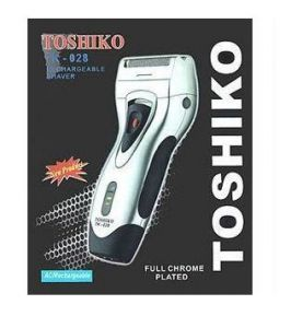 Toshiko Tk-028 Rechargeable Shaver Trimmer Clipper