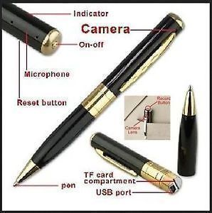 Spy Pen Camera Dvrweb Audio & Video Recording