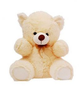 Lovable Teddy Bear 5 Feet Color Butter/cream
