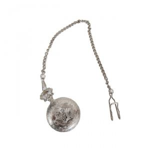 New Stylish Silver Pocket Watch- Mfpcsteel