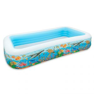 Intex Tropical Reef Inflatable Family Pool