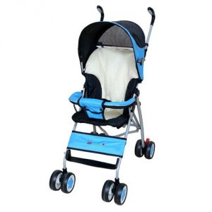 Prams - Harry & Honey Baby Pram 88 Blue