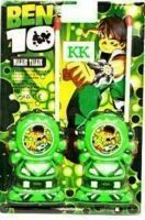 Ben 10 Walkie Talkie Kids Toy Battery Operated