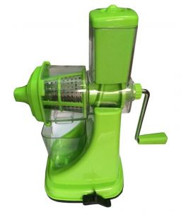 Sagar Fruit And Vegetable Juicer Green Colour