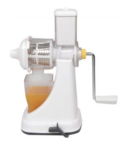 Sagar Delux Fruit And Vegetable Juicer White Colour