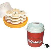 Microwave Idli Maker With Electric Curd Maker