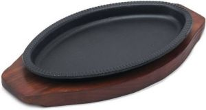 Hot plates - Shrih Oval Shape Sizzler Plate