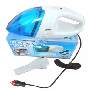 New Best Quality 12- V Portable Car Vaccum Cleaner Dry & Wet -vacuumcleaner