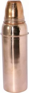 Clickmart Pure Copper Water Bottle 800 Ml For Ayurvedic Health Benefits