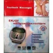 Foot Bath Massager Spa With Heat, Vibration, Infrared The High- Tech Produc