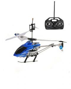 R/c Helicopter Rechargable 3 Channel Fly Ht 20-50 Feet Js