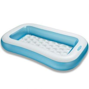 Intex Inflatable Rectangular Swimming Baby Pool