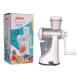Apex Fruit & Vegetable Juicer | Fruit Juicer | With Still Handle
