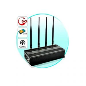 High Range Mobile Signal Jammer