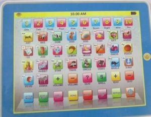 Tablet Mypad English Computer Educational Toy For Kids