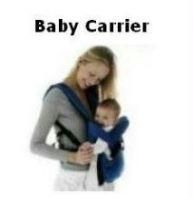 Trendy Baby Carrier